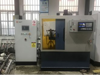 Complete set of Induction Quenching or Hardening Machine for Ball Head